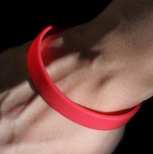 14 Men's Rubber Bracelets He'll Love