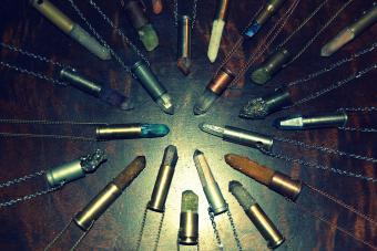 Interview With Bullet Art Jewelry Designer Matthew South