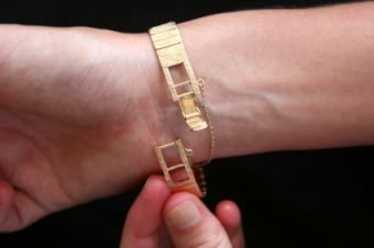 14K Gold Watch Bracelet Sets for Any Occasion