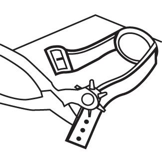 How to adjust a leather watch band 5