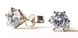 5 Tips for Buying Diamond Stud Earrings