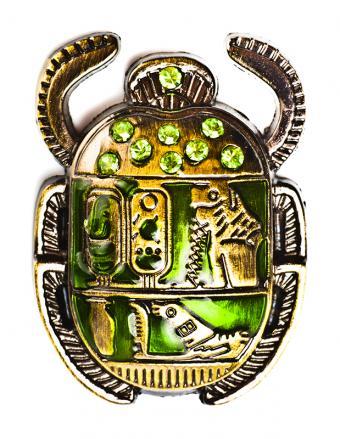 Egyptian scarab jewelry