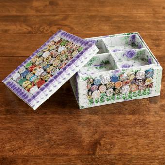 Large Paper Jewelry Box