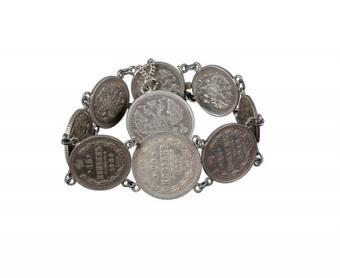 Venezia Coin Bracelet Styles for an Italian Touch