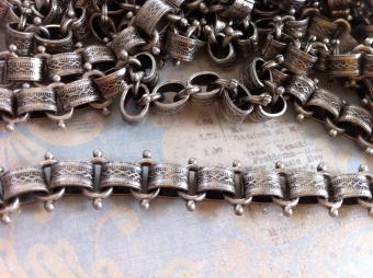 Book Chain Necklace Styles Over Time