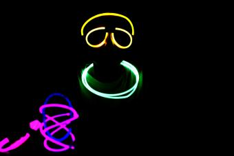 Glow In the Dark Necklaces for Illuminating Fun