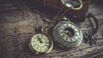 Unique Pocket Watches on Necklace Chains