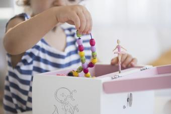 Personalized Jewelry Boxes for Kids & Adults