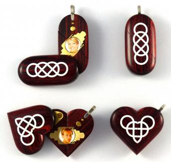 illusion lockets from illusion lockets on Etsy