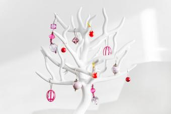 Branch Standing Jewelry Display