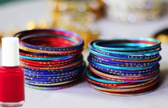 DIY Jewelry Paint to Transform Your Old Bling