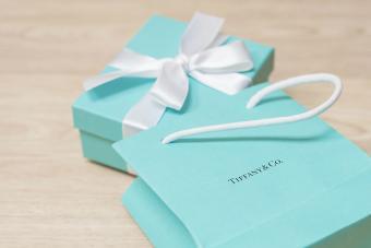 Signature Tiffany Co. Blue Box