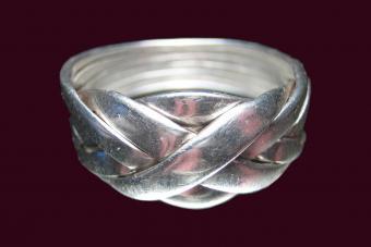 Turkish Puzzle Ring