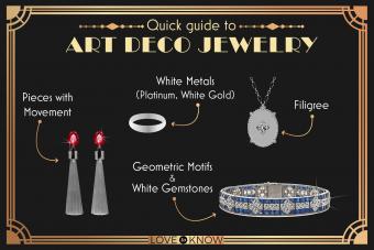 Art deco jewelry guide
