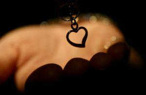 Floating Heart Necklaces for a Touch of Love