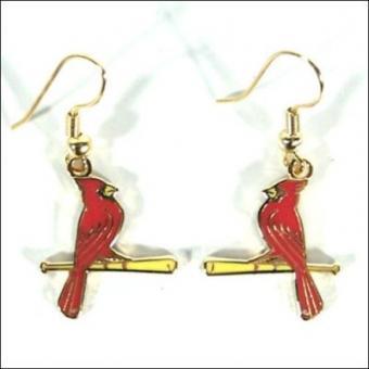 Shopping Tips for Red Cardinal Earrings
