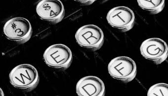 Typewriter jewelry
