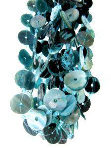 Interlocking Disc Necklace