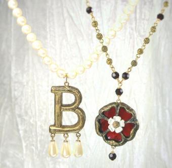 """B"" Necklaces"