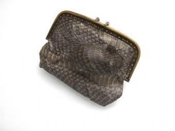 Aliyah Gold Mouse Trap Purse