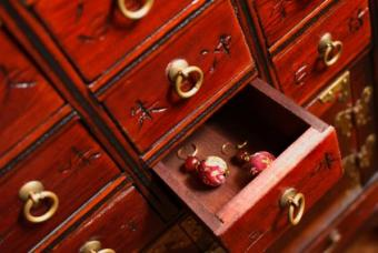 jewelry armoire with drawers