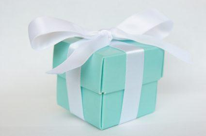 Empty Tiffany Jewelry Boxes