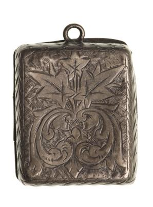 Pray box pendant