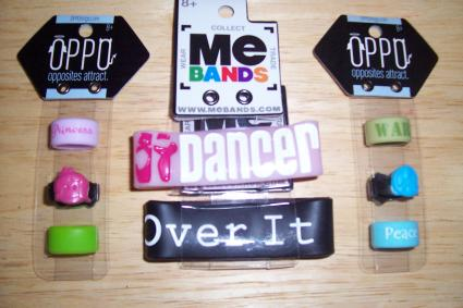 OPPO Rings and ME Bands