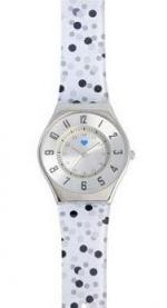Nurse Mates Mini-Dots Jelly Watch