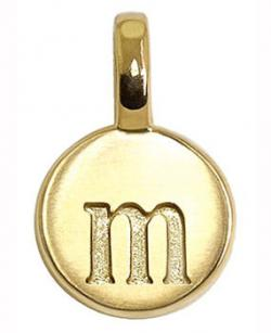 Alex Woo Mini Addition Initial Pendant