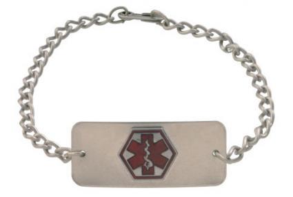 Medical ID Alert Bracelet