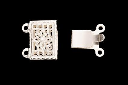 Filigree Box Clasp