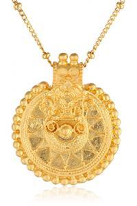 Satya Mandala Pendent Necklace
