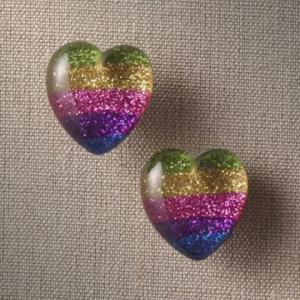 Rainbow Pegasus Earrings