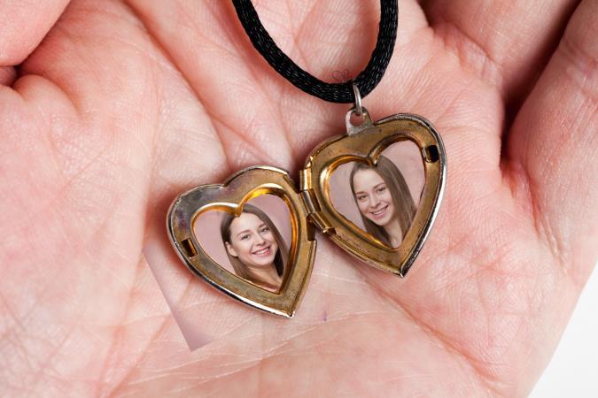 twins locket