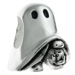 Sterling silver Halloween charm