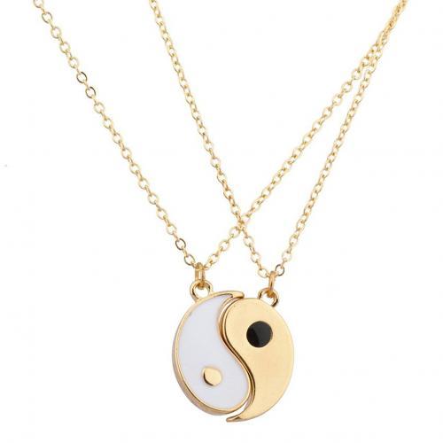 Yin Yang Best Friend Necklace