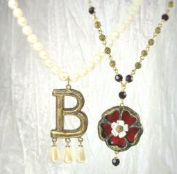 """B"" Necklaces"
