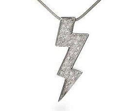 Pave Lightning Bolt