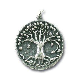Tree of life necklace lovetoknow tree of life symbolism and jewelry mozeypictures Image collections