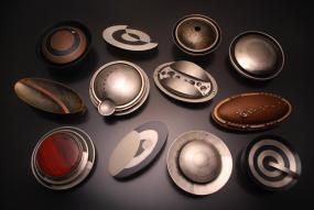 Altepeter Dynamical Balance belt buckles