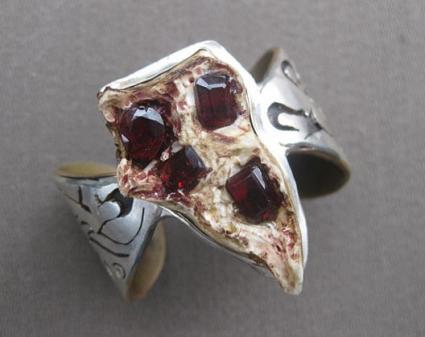 Ring by Angela Alberto
