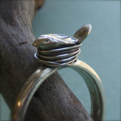 Nesting Bird Ring