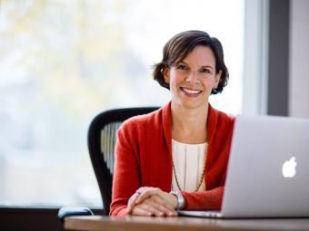 Sara Sutton Fell, CEO of Flex Jobs