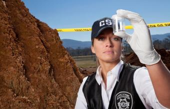 Crime Scene Investigator Job Description