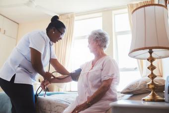 Nursing Home Nurse