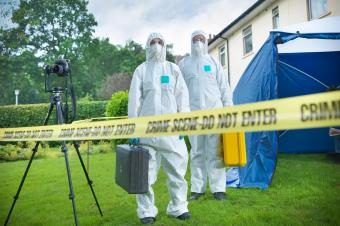 Forensic science technicians