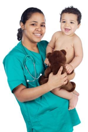 Career As a Pediatric Nurse