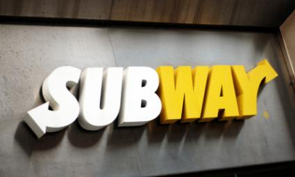 Subways sign