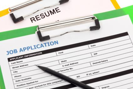 Samples Of Resumes To Include In A Job Application